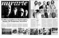 El ARF se completa con The Stranglers, Marah y The Temperance Movement
